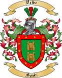 Uribe Family Coat of Arms from Spain