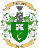 Urquiaga Family Coat of Arms from Spain
