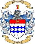 Usherwood Family Coat of Arms from England