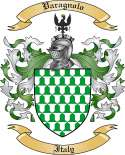 Varagnolo Family Crest from Italy