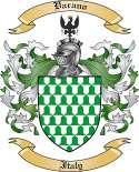 Varano Family Coat of Arms from Italy