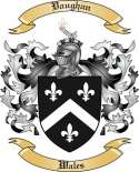 Vaughan Family Crest from Wales2