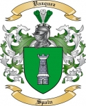 Vazquez Family Coat of Arms from Spain3