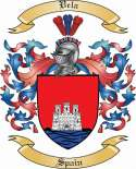 Vela Family Coat of Arms from Spain