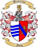 Venturino Family Coat of Arms from Italy