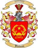 Vietnam Family Crest from Vietnam