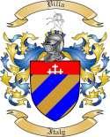 Villa Family Coat of Arms from Italy