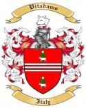 Vitadamo Family Coat of Arms from Italy