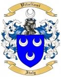 Vitaliani Family Coat of Arms from Italy