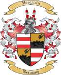 Voegelein Family Coat of Arms from Germany
