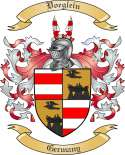 Voeglein Family Crest from Germany