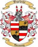 Vogelpohl Family Crest from Germany