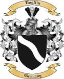 Vogtlin Family Coat of Arms from Germany2
