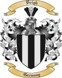 Voigh Family Crest from Germany