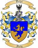 Volpi Family Crest from Italy
