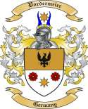 Vordermeier Family Coat of Arms from Germany
