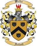 Wailer Family Crest from Ireland