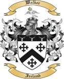 Walker Family Coat of Arms from Ireland