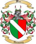 War Family Crest from Germany