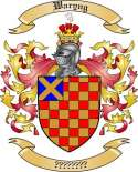 Waryng Family Crest from Ireland