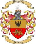 Weigelein Family Coat of Arms from Germany