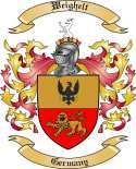 Weighelt Family Coat of Arms from Germany