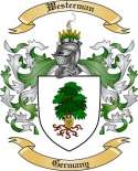 Westerman Family Coat of Arms from Germany