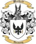 Westhaff Family Crest from Germany