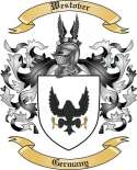 Westover Family Coat of Arms from Germany