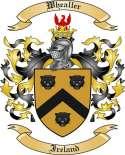 Whealler Family Crest from Ireland