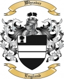 Wheaver Family Crest from England
