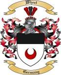 Wheet Family Crest from Germany