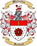Whitesides Family Coat of Arms from Scotland