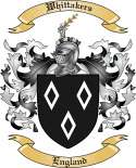 Whittakers Family Coat of Arms from England