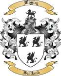 Whyley Family Crest from Scotland