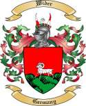 Wider Family Coat of Arms from Germany