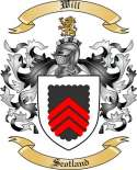 Will Family Crest from Scotland