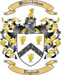 Willardsham Family Crest from England