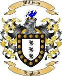 Willson Family Crest from England2
