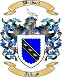 Woodard Family Coat of Arms from Ireland