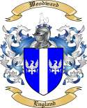 Woodward Family Coat of Arms from England2