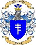 Zagorowski Family Coat of Arms from Poland
