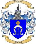Zalasa Family Crest from Poland