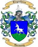 Ziegenhorn Family Coat of Arms from Germany