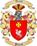 Zlocki Family Coat of Arms from Poland