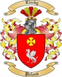 Zlocky Family Crest from Poland