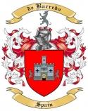 de Barreda Family Coat of Arms from Spain