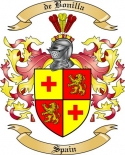 de Bonilla Family Coat of Arms from Spain2