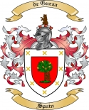 de Garza Family Coat of Arms from Spain3