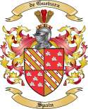de Guevara Family Coat of Arms from Spain